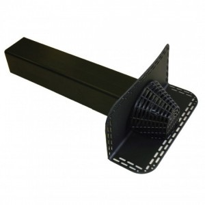 Horizontal Drain Water Outlet 100mm